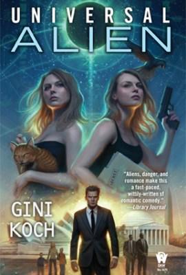 Universal Alien book cover