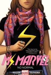 Ms. Marvel, Vol. 1: No Normal Book