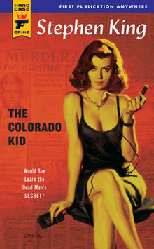 The Colorado Kid Book Cover