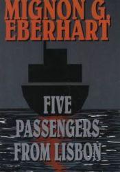 Five Passengers from Lisbon Book by Mignon G. Eberhart