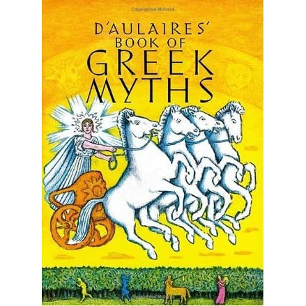 Image result for d'aulaires book of greek myths