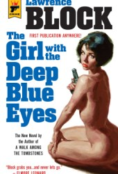 The Girl with the Deep Blue Eyes Book