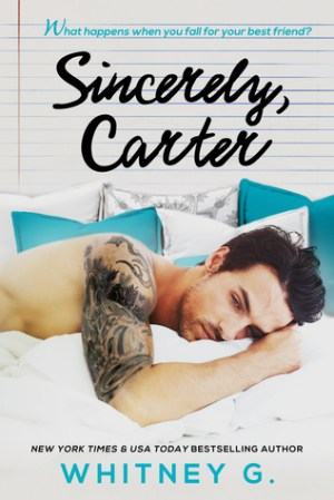 Single Sundays: Sincerely Carter by Whitney G