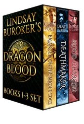 The Dragon Blood Collection, Books 1-3 Book