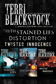 The Moonlighters Collection: Truth Stained Lies, Distortion, Twisted Innocence by Terri Blackstock