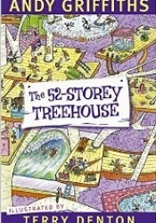 The 52-Storey Treehouse Book by Andy Griffiths