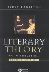 Literary Theory: An Introduction Book
