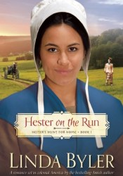 Hester on the Run (Hester's Hunt for Home, #1) Book by Linda Byler