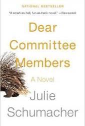 Dear Committee Members Book