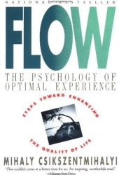 Flow: The Psychology of Optimal Experience Book