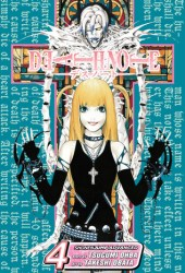 Death Note, Vol. 4: Love (Death Note, #4) Book