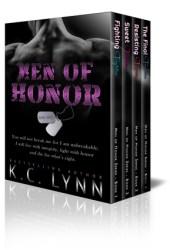 Men Of Honor Series (Men of Honor, #1-3.5) Book