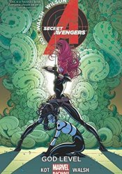 Secret Avengers, Volume 3: God Level Book by Aleš Kot