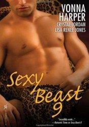 Sexy Beast 9 (Sexy Beast #9) Book by Vonna Harper
