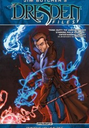 Jim Butcher's the Dresden Files Omnibus Volume 1 Book by Jim Butcher