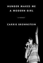 Hunger Makes Me a Modern Girl Book