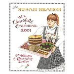 The Susan Branch All Chocolate 2001 Calendar For Women Of Discerning Tastes By Not A Book