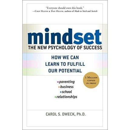 Image result for mindset book