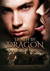 Death by Dragon Book by Madeleine Ribbon
