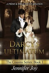 Darcy's Ultimatum (The Cousins #1) Book