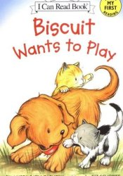 Biscuit Wants to Play Book by Alyssa Satin Capucilli