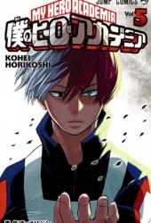 僕のヒーローアカデミア 5 [Boku No Hero Academia 5] (My Hero Academia, #5) Book