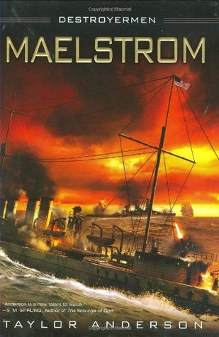 Maelstrom Book Cover