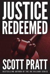 Justice Redeemed (Darren Street #1) Book