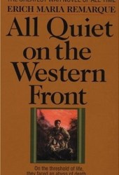 All Quiet on the Western Front Book