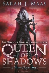 Queen of Shadows (Throne of Glass, #4) Book