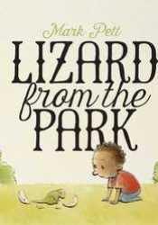 Lizard from the Park Book by Mark Pett