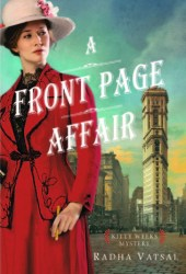 A Front Page Affair (Kitty Weeks Mystery, #1) Pdf Book