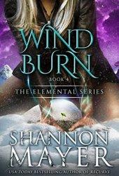 Windburn (The Elemental Series, #4) Book