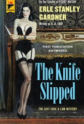 The Knife Slipped (Cool and Lam #1.5) Book
