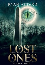 Lost Ones (Legacy #3) Book by Ryan Attard