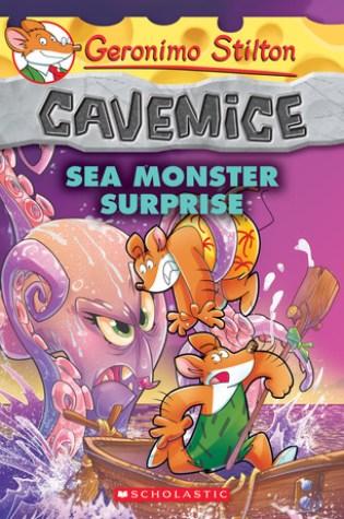 Sea Monster Surprise (Geronimo Stilton Cavemice #11) PDF Book by Geronimo Stilton PDF ePub