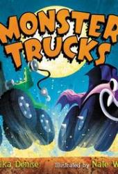 Monster Trucks Book