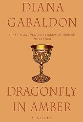 Dragonfly in Amber (Outlander, #2) Book