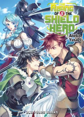 The Rising of the Shield Hero, Volume 5 Book Cover