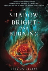 A Shadow Bright and Burning (Kingdom on Fire, #1) Book by Jessica Cluess