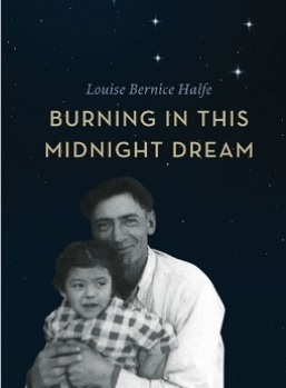 """Cover of """"Burning In This Midnight Dream"""" by Louise Bernice Halfe."""