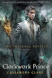 Mini-review: Cassandra Clare -Clockwork Prince