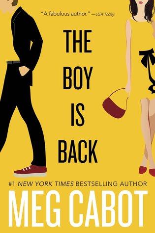 The Boy Is Back (Boy, #4) PDF Book by Meg Cabot PDF ePub