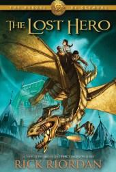 The Lost Hero (The Heroes of Olympus, #1) Book