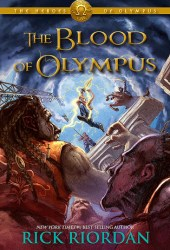 The Blood of Olympus (The Heroes of Olympus, #5) Book