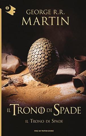 Il trono di spade Book Cover