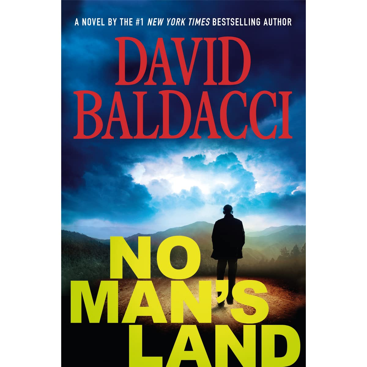 No Man S Land John Puller 4 By David Baldacci