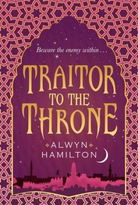 Traitor the the Throne book cover