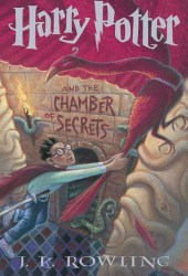 Harry Potter and the Chamber of Secrets (Harry Potter, #2) Book