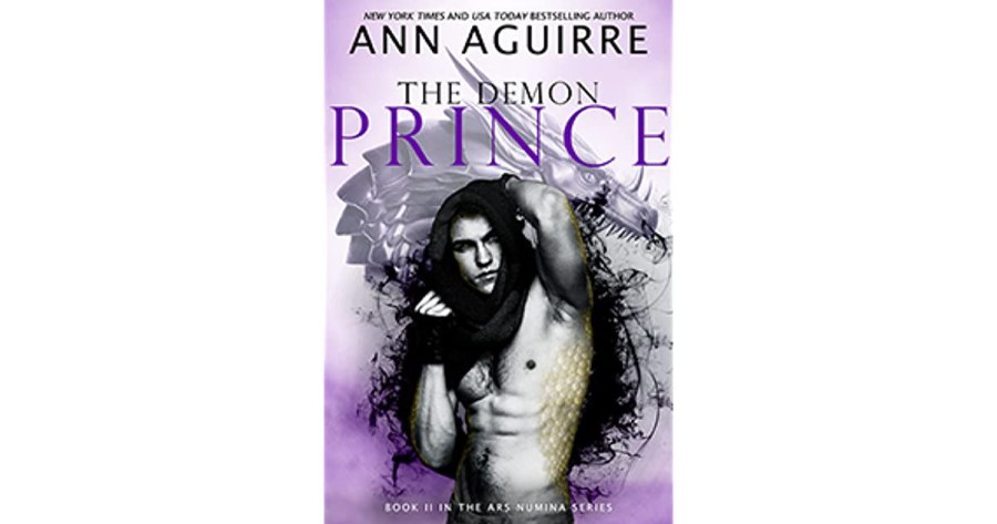The Demon Prince  Ars Numina   2  by Ann Aguirre